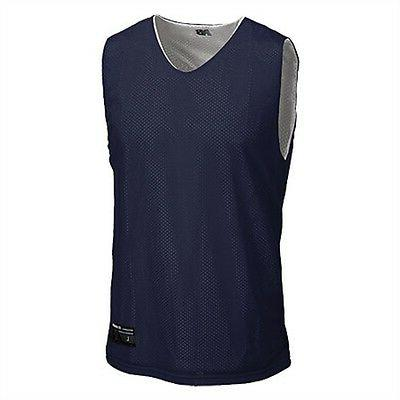 New Balance Men's Reversible Tanks Navy Work Out Apparel NEW