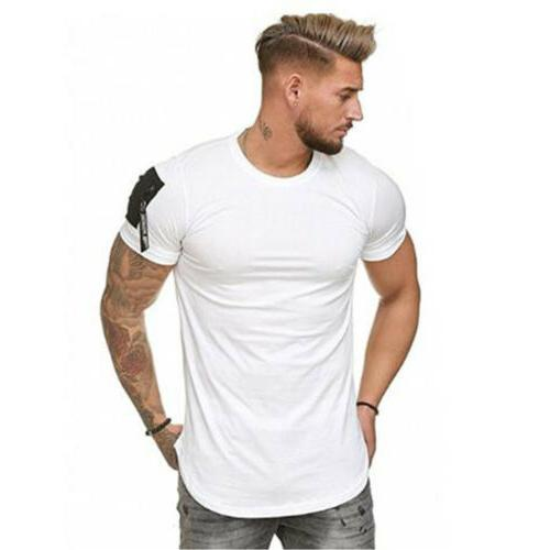Men's Muscle Blouse