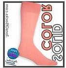 Men's Vannucci Solid Color Dress Socks