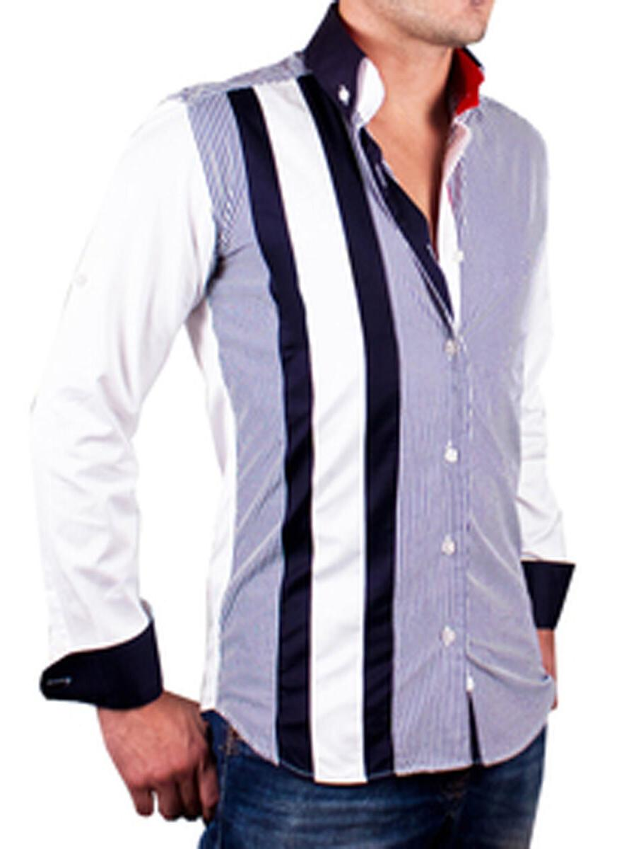Men's Italian Dress Shirts Stylish UK
