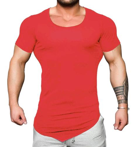 men s workout tee short sleeve gym
