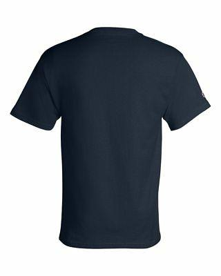 Champion Mens Sleeve Cotton T T425 Up to 3XL