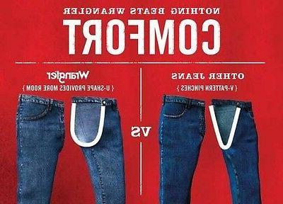 Wrangler Mens Five Star Regular Sizes Many New With Tags