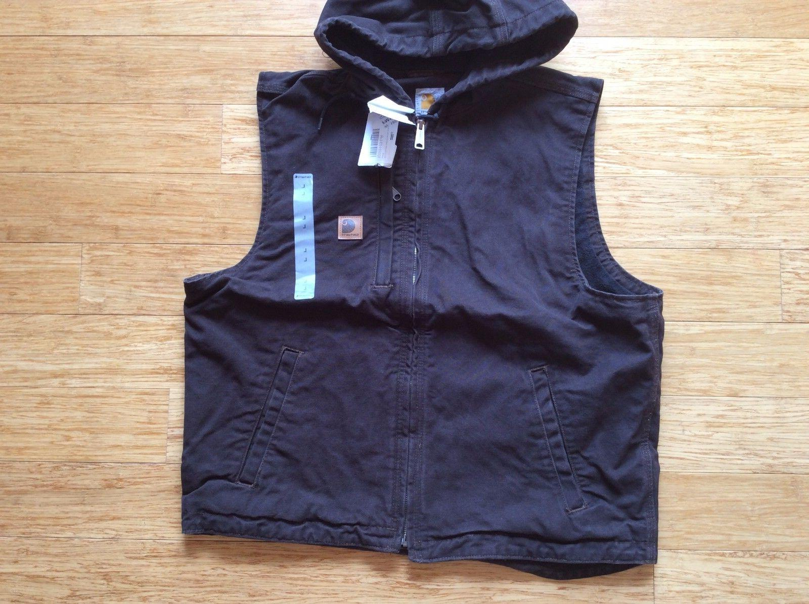 Carhartt Vest Knoxville Lined