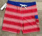 Mens Size 38 Sperry Top-Sider Board Shorts Red White Blue St