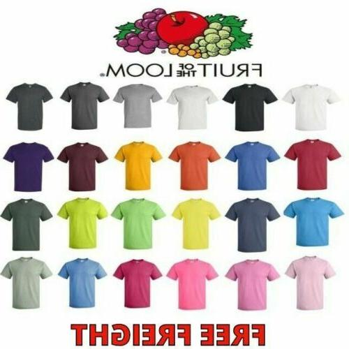 mens t shirts heavyweight hd cotton short