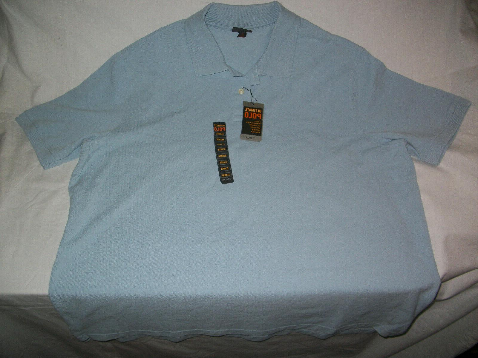 Cherokee Mens Short Sleeve Light