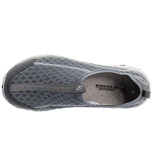 ALEADER Mesh On Water Shoes Gray