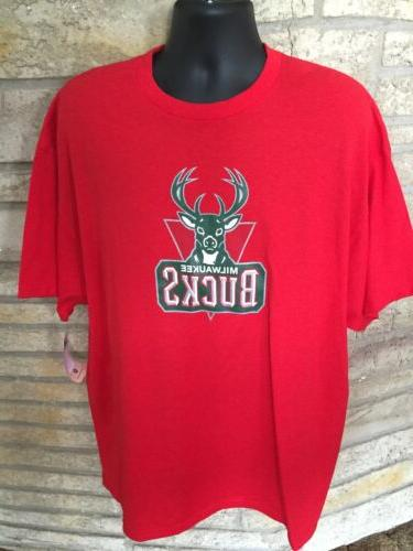 monta ellis milwaukee bucks t shirt sz