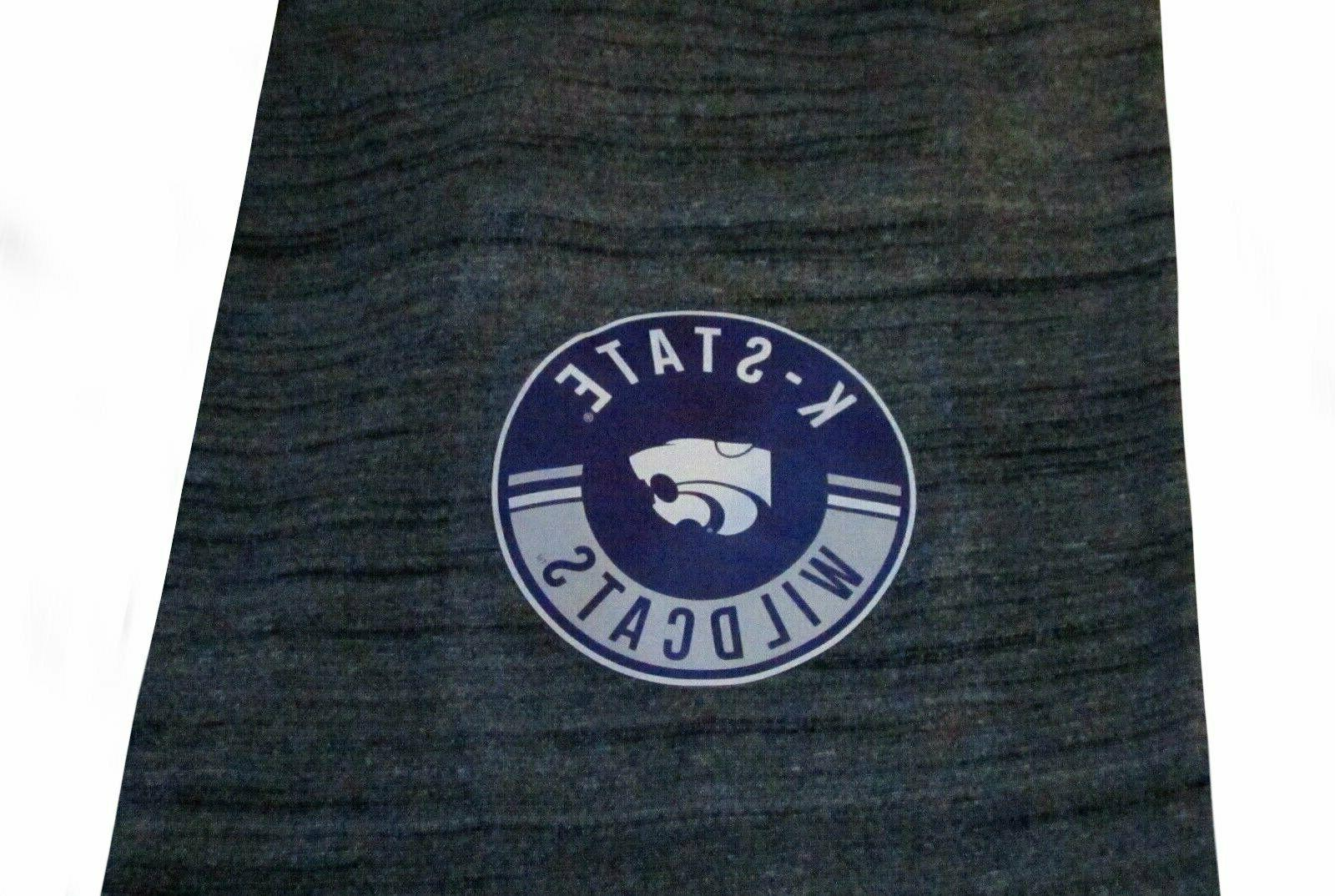 Ncaa Apparel Kansas State Wildcats Hooded T- CLEARANCE, XL