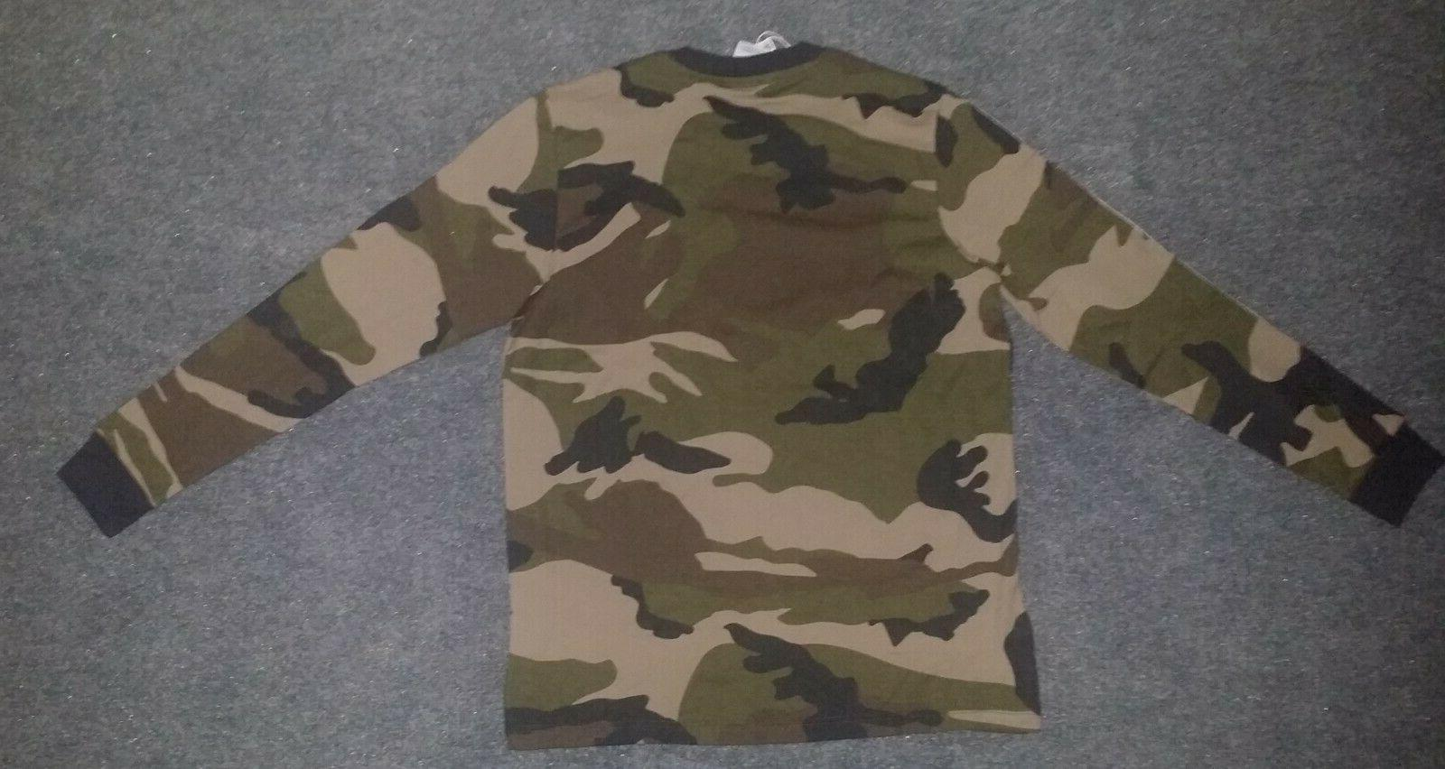 NEW ADIDAS ORIGINALS CAMO TEE SHIRT #DV2055