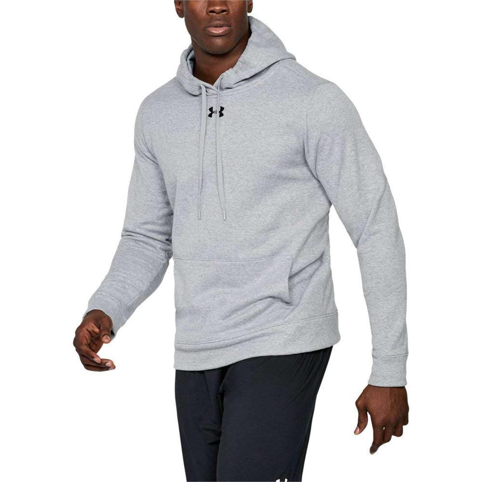 NEW Under Armour Men's Athletic Apparel Rival Fleece Fitte