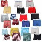 New Mens Tokyo Laundry Keene Sports Striped Plain Boxer Shor