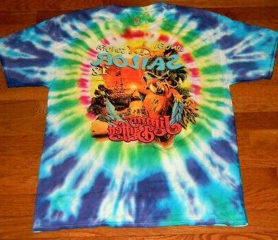 new no tags jimmy buffett double sided