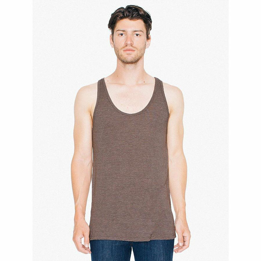 new triblend tr408 unisex mens tri blend