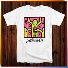 New Vintage KEITH HARING Men's Clothing Gildan T-Shirt USA S