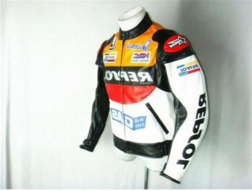 Outdoor Repsol Motorcycle Jackets Racing Suits Race Clothing Color