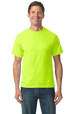 port and company mens pc55 t shirt