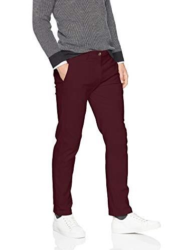 slim fit casual stretch