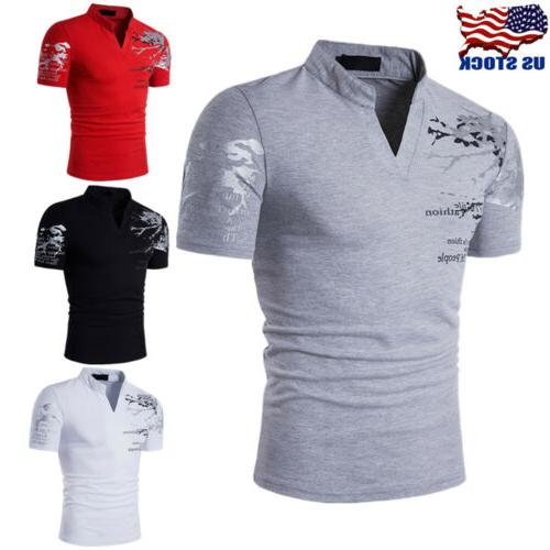 stylish men s tee shirt slim fit