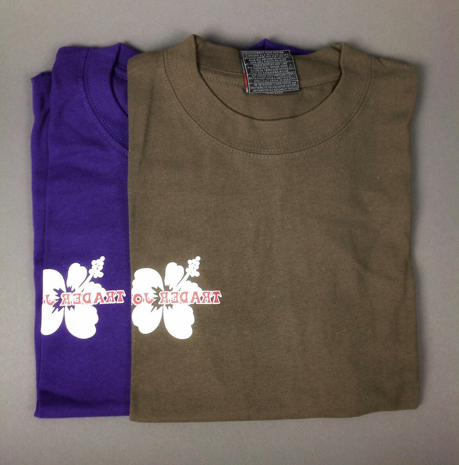 NEW Crew T-Shirts Colors MED + Employee Gear!