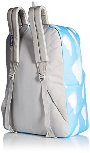 JanSport Unisex Partly Cloudy Backpack