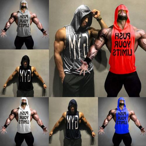 USA Men Clothing Bodybuilding Stringer