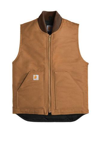 Carhartt V01 Duck Vest Acrtic Quilt READY TO