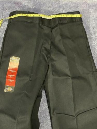 Dickies Clothes Men's Black Traditional Work 874BK 29x30
