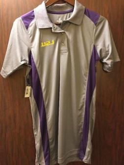 LSU Men's Small Polo Style Shirt NWT by KA Knights Apparel N
