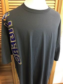 LSU Tigers T-Shirt ProEdge By Knights Apparel Men's Size 4XL