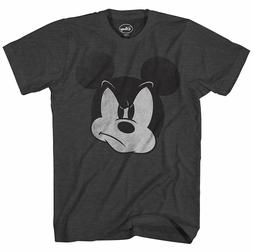 Disney Mad Mickey Mouse World Disneyland Men Humor Adult Gra