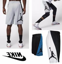Nike Men Athletic Apparel Jordan Rise Vertical Basketball Sh