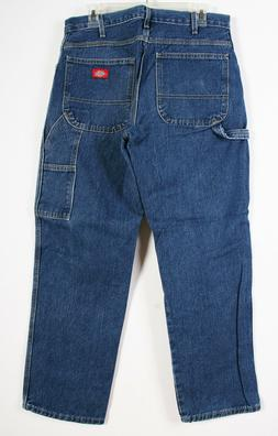 Dickies Men Clothing new without tags Cargo blue jean denim