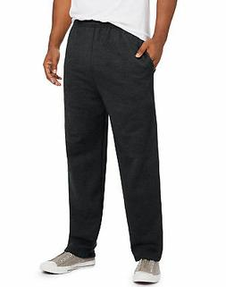 men fleece sweatpants w pockets comfortsoft ecosmart