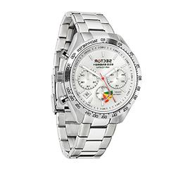 SECTOR Men's '695' Automatic Stainless Steel Sport Watch, Co