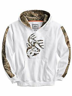 men s camo outfitter hoodie