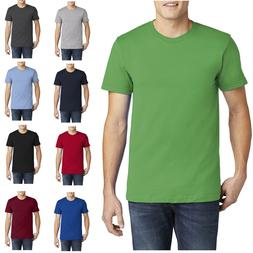 American Apparel Men's Classic Fit USA Collection Fine Jerse
