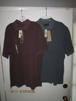 Men's Clothing Lot of 2 Timberland Casual T-Shirts w Collar