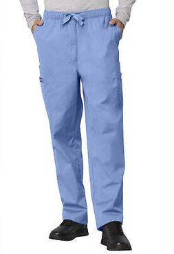 Cherokee Workwear Men's Drawstring Cargo Scrub Pants - 4000