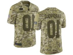 Nike Men's Jersey 49ers Salute to Service 2XL Limited Jersey