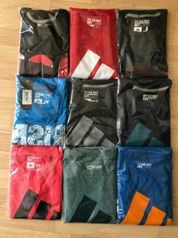 Adidas Men's Shirts Lot Ultimate Climalite Performance Go-To