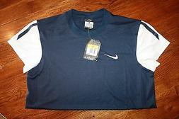 NIKE Men's Shirt Dri-Fit Athletic Exercise Apparel S Small N