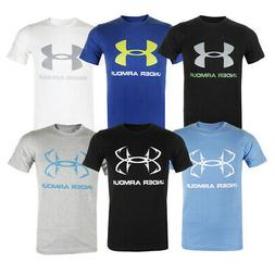 Under Armour Men's Short Sleeve Graphic Logo Athletic T-Shir