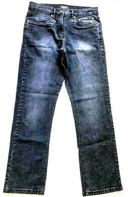 Men's Urban Star  Size 32 x 30 Relaxed Fit Straight Leg Jean