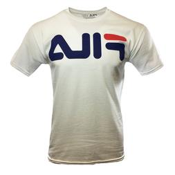 FILA Mens T Shirt S M L X L 2XL Logo Athletic Sport Apparel