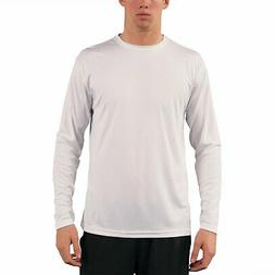 Vapor Apparel Men's UPF 50+ UV/Sun Protection Long Sleeve Pe