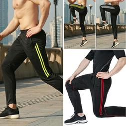 Men Sport Compression Base Layer Pants Quick Dry Sport Run E