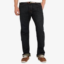 Nautica Mens Big & Tall Relaxed Fit Jeans