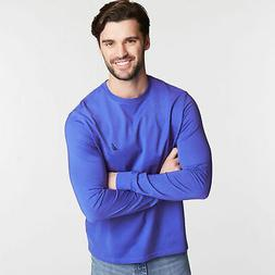 Nautica Mens Crewneck Long Sleeve Tee